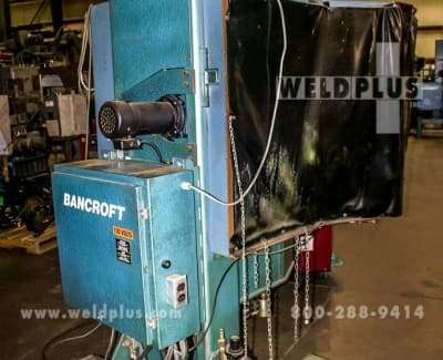 Bancroft Vertical Welding Lathe VHI-18