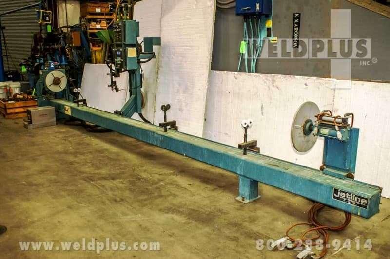 Jetline Welding Lathe CWB 5-240 20′