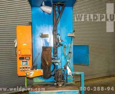 Vertical TIG Welding Lathe