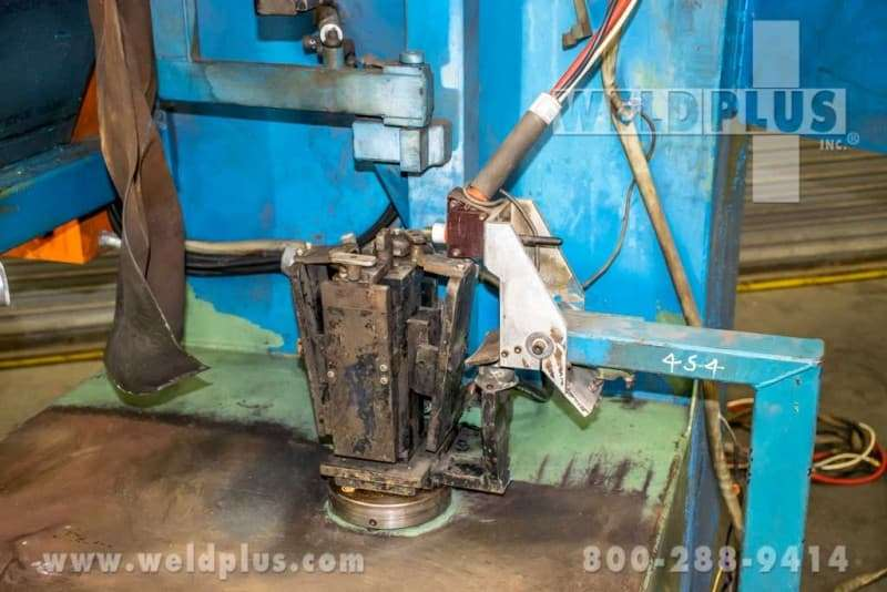Vertical TIG Welding Lathe – by Edron