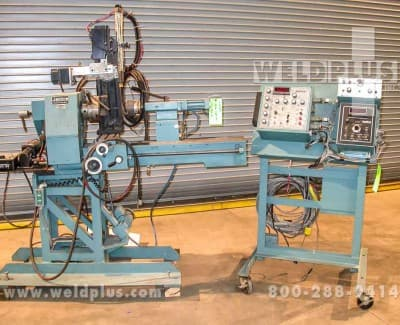 Power Tilting Weld Lathe Bed - Jetline