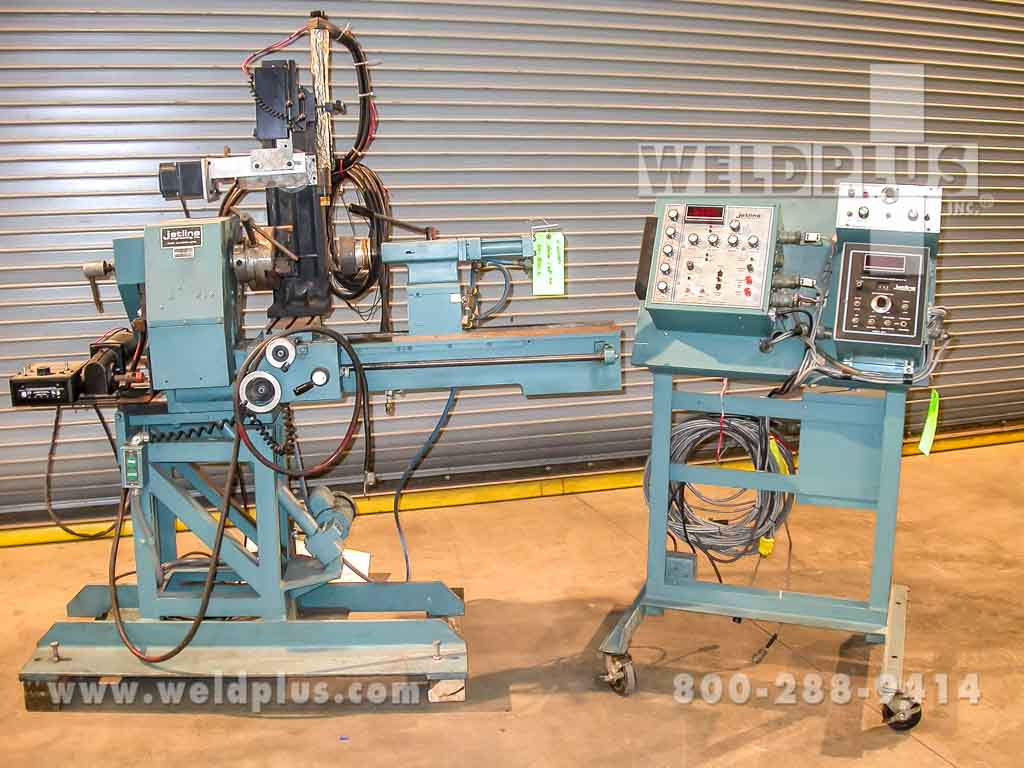 Power Tilting Weld Lathe Bed – Jetline