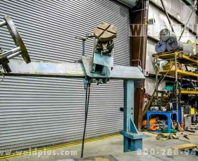 Bancroft Incline Rotary Welder System