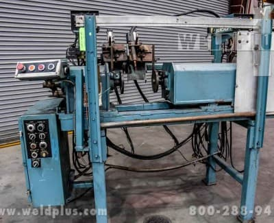 Dual Head Girth Welding Lathe