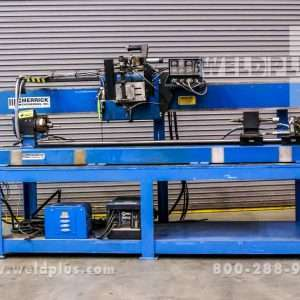 Merrick Engineering Welding Lathe