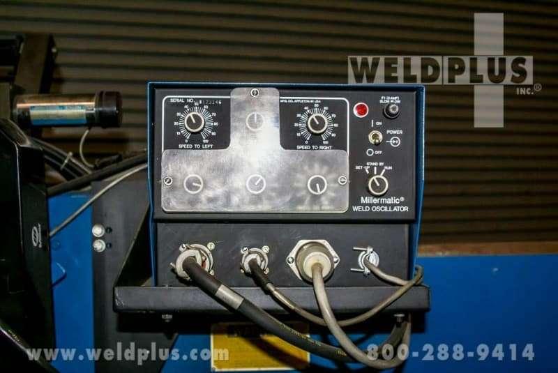 Merrick Engineering Welding Lathe