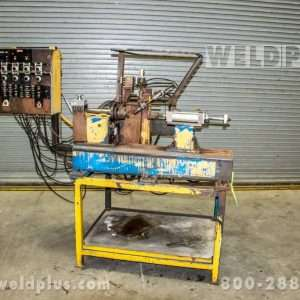 Compak-O-Matic Welding Lathe for MIG
