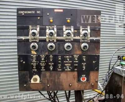 Compak O Matic Welding Lathe