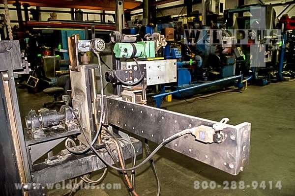 6 x 4 ft. Used Welding Manipulator