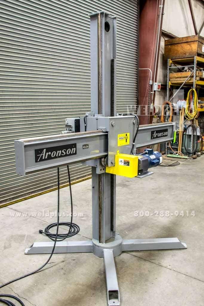 6 ft. x 6 ft. Sub Arc Manipulator Aronson Locust 1