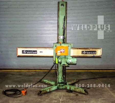 6 ft x 6 ft Sub Arc Manipulator Aronson Locust 1