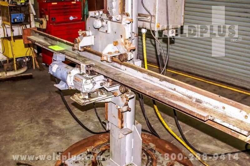 6 x 6 ft. Bartley Used Manipulator