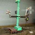4 x 4 ft. Ransome Column Boom Manipulator