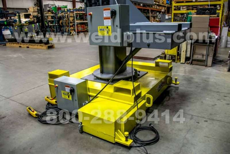 Pandjiris Travel Car Manipulator Series 1400 11′ x 14′
