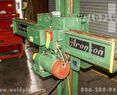 6 x 4 ft Aronson Locust Weld Manipulator