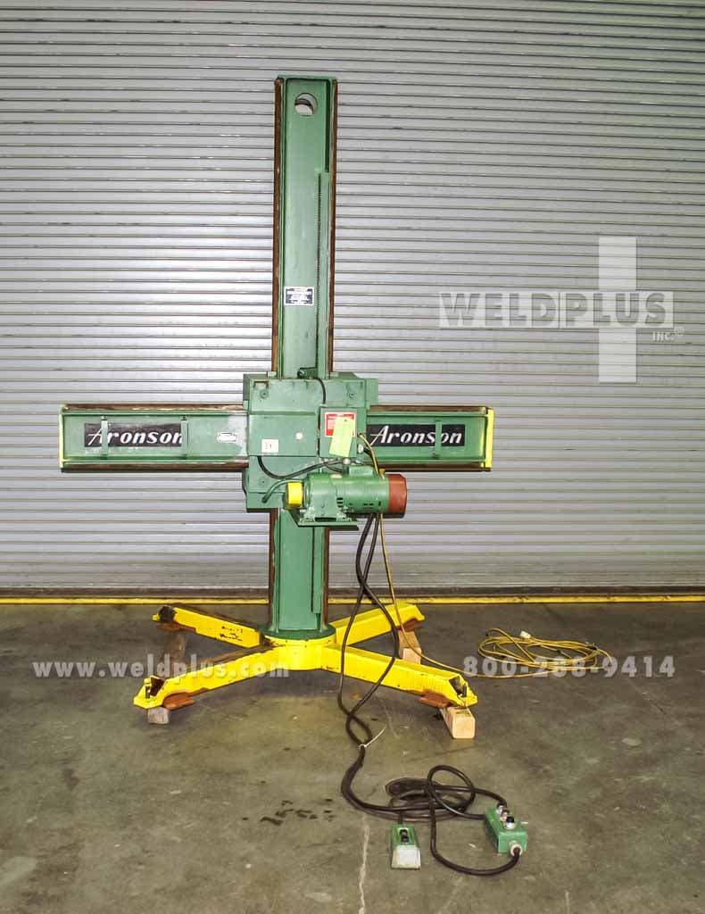 6 x 4 ft. Aronson Locust Weld Manipulator