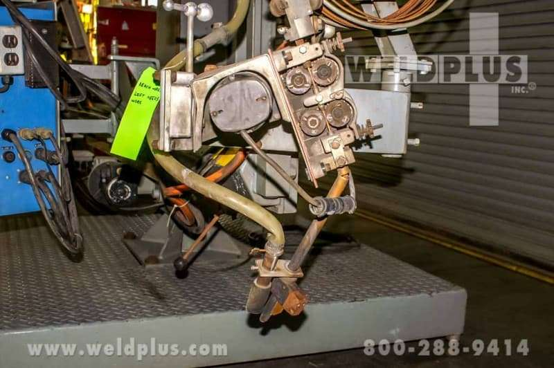 5 x 7 Foot Used Herrick Welding Manipulator