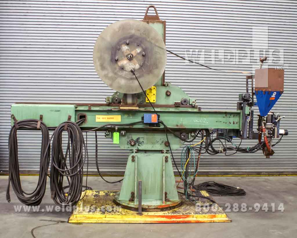 5 x 5 foot Ransome Used Manipulator Model 99