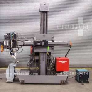 6 ft. x 4 ft. Cayuga Welding Manipulator and Travel Car