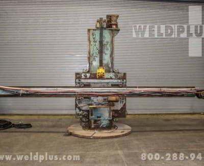 4x16 ft Subarc Pandjiris Manipulator