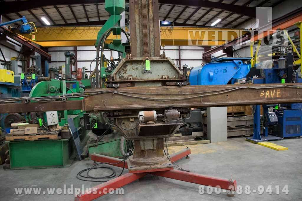 Used Ransome Manipulator Model 1212 12' x 16'