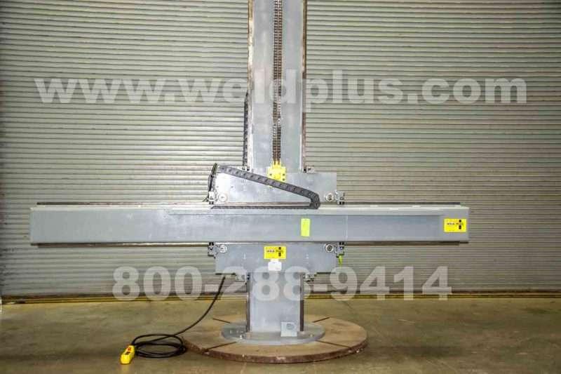 Pandjiris Welding Manipulator 1400 10' x 9'