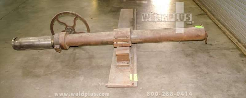 5 x 6 ft. Custom Side Beam Welding Manipulator