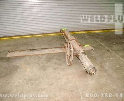 5x6 ft Custom Side Beam Welding Manipulator