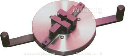 MBC SL-209 2 Jaw Pipe Welding Chuck