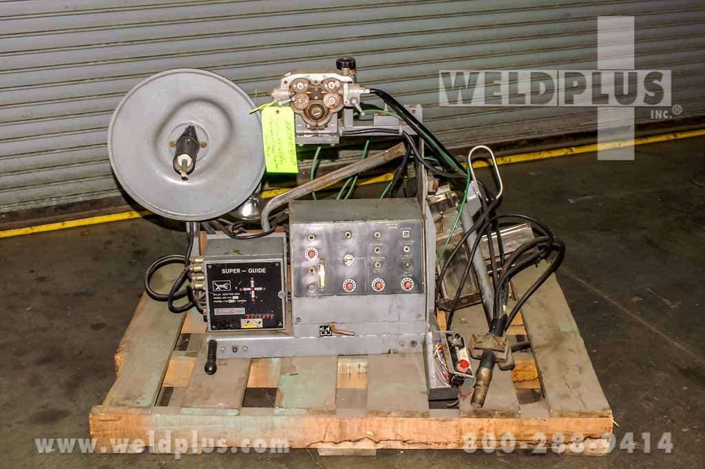 Gullco Heavy Duty Track Welding Carriage