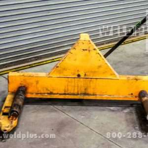 Used Rol Lift Hydraulic Tire Jack Tool