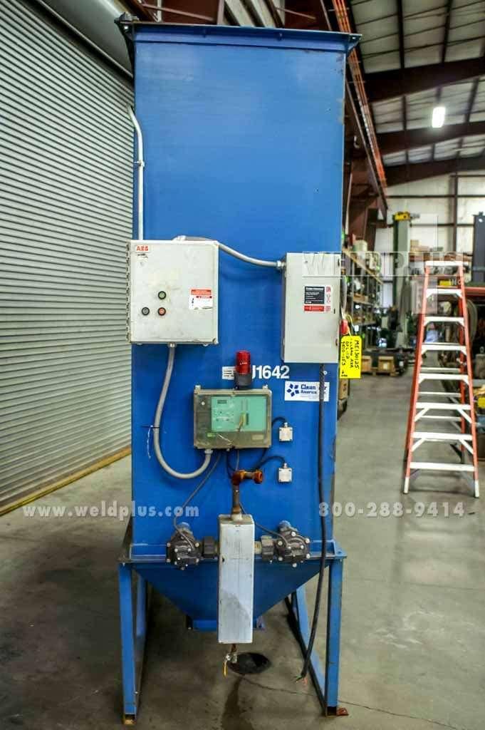 Clean Air Welding Fume Extractor