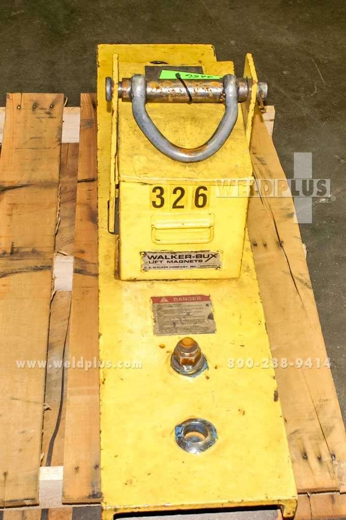 BM110 Walker Bux Steel Lifting Magnet