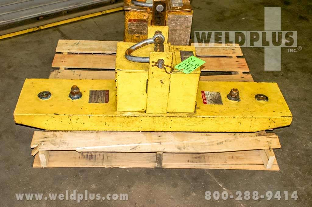 BM110 Walker Bux Steel Lifting Magnet