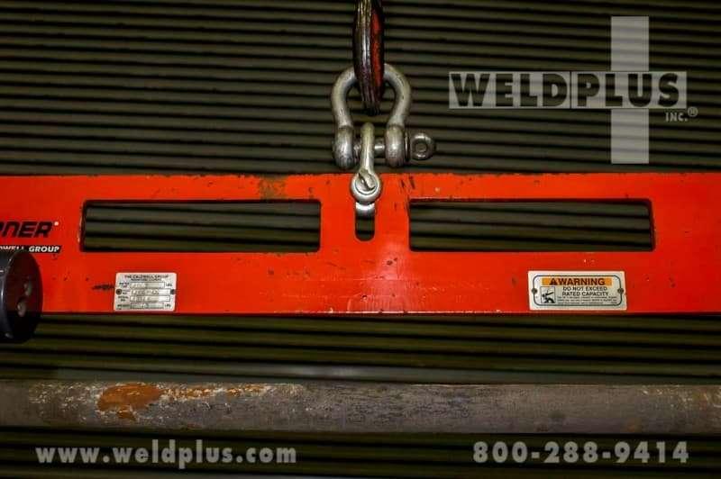 Caldwell 1,000 lb. Posi-Turner