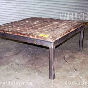 5×5 ft. Acorn Welding Platen Table With Stand