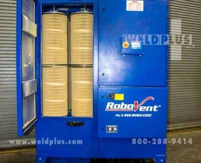 Robovent Great Lakes Dust Collector
