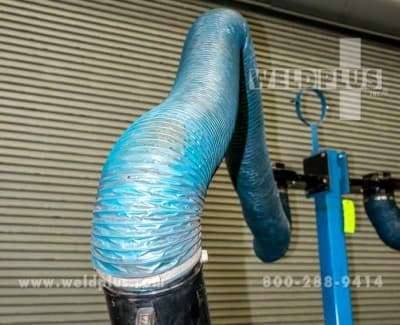 Levco 16 ft Welding Fume Extraction Arm