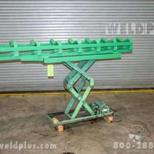 American Hydraulic 2,000 lb. Welding Table