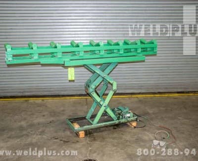 American Hydraulic 2000 lb Welding Table