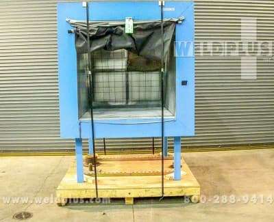 Bleeker Portable Spray Booth
