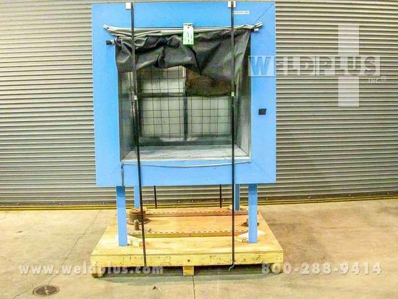 Bleeker Portable Coatings Spray Booth