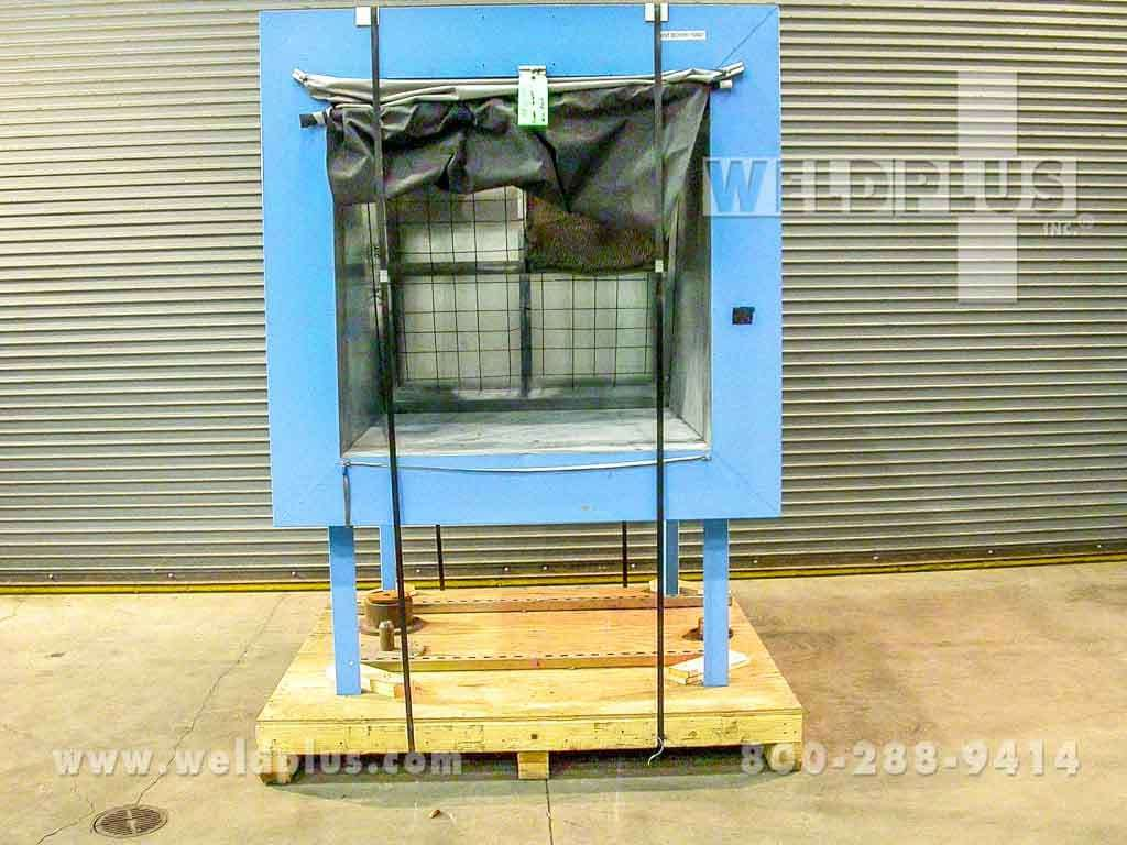 Bleeker Portable Coatings Spray Booth