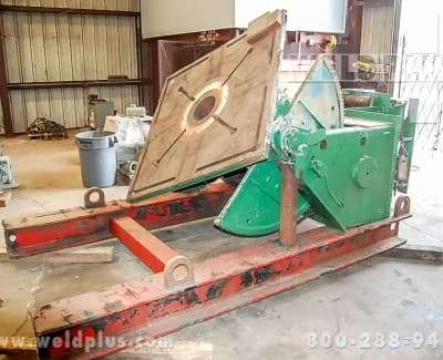 10 ton Used Ransome Weld Positioner