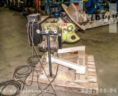 1000 lb Pandjiris Used Positioner Model 10-4