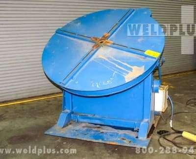 4000 lb Arborfer Hydraulic Weld Positioner