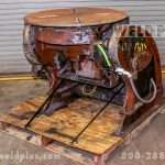 2,500 lb. Positioner Reed Webb Model P25R