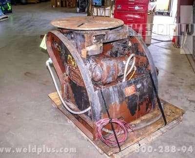 2500 lb Positioner Reed Webb Model P25R