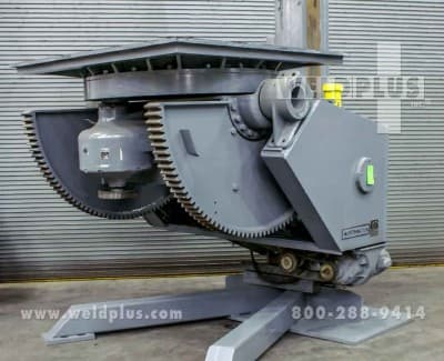 40000 lb Worthington Welding Positioner