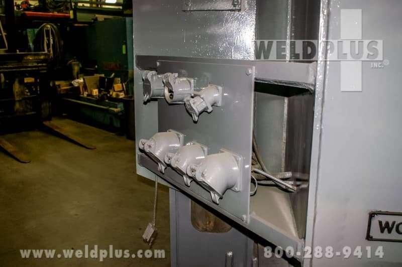 40,000 lb. Worthington Welding Positioner
